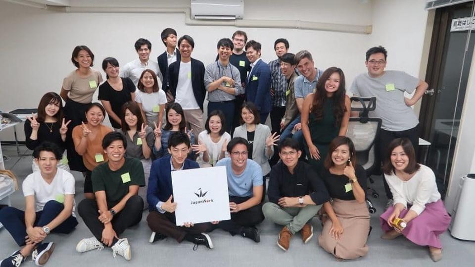 【株式会社JapanWork】外国人向け求人チャットコンシェルジュJapanWorkで外国人の生活を支えるNo.1のインフラを創る!