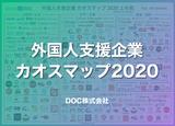 【外国人支援企業カオスマップ2020】外国人採用支援の総合ポータルサイト dnusに掲載中の外国人支援企業の総まとめ